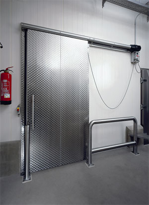 Industrial Sliding Doors Manchester, Steel Sliding Doors North west, UK